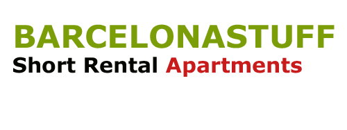 Barcelonastuff Apartments Logo